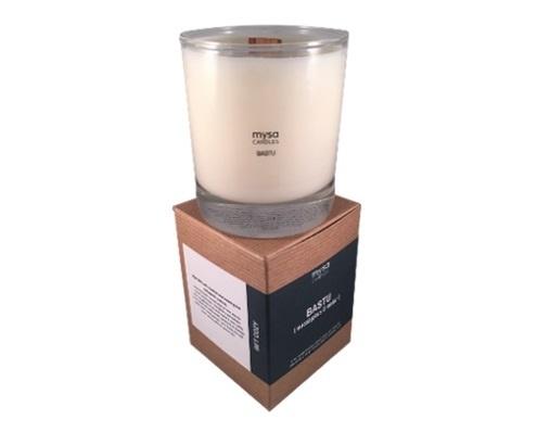 Candle - Bastu (Eucalyptus & Cedar)-3