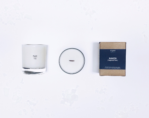 Candle - Naken (Unfragranced)-2