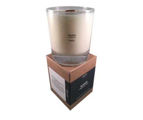 Candle - Naken (Unfragranced)-3