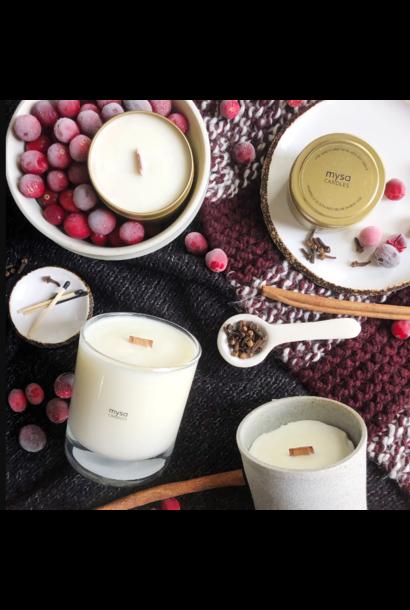 Candle - Cranberry Clove