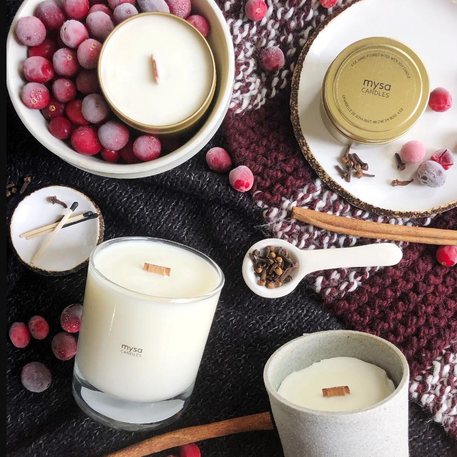 Candle - Cranberry Clove-1