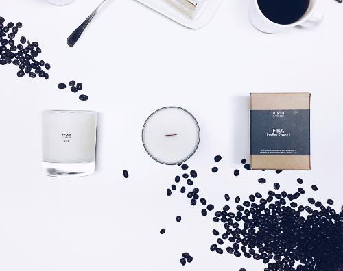 Candle - Fika (Coffee & Cake)-2