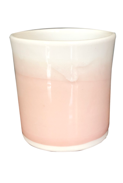 Refillable Container - Translucent Pink