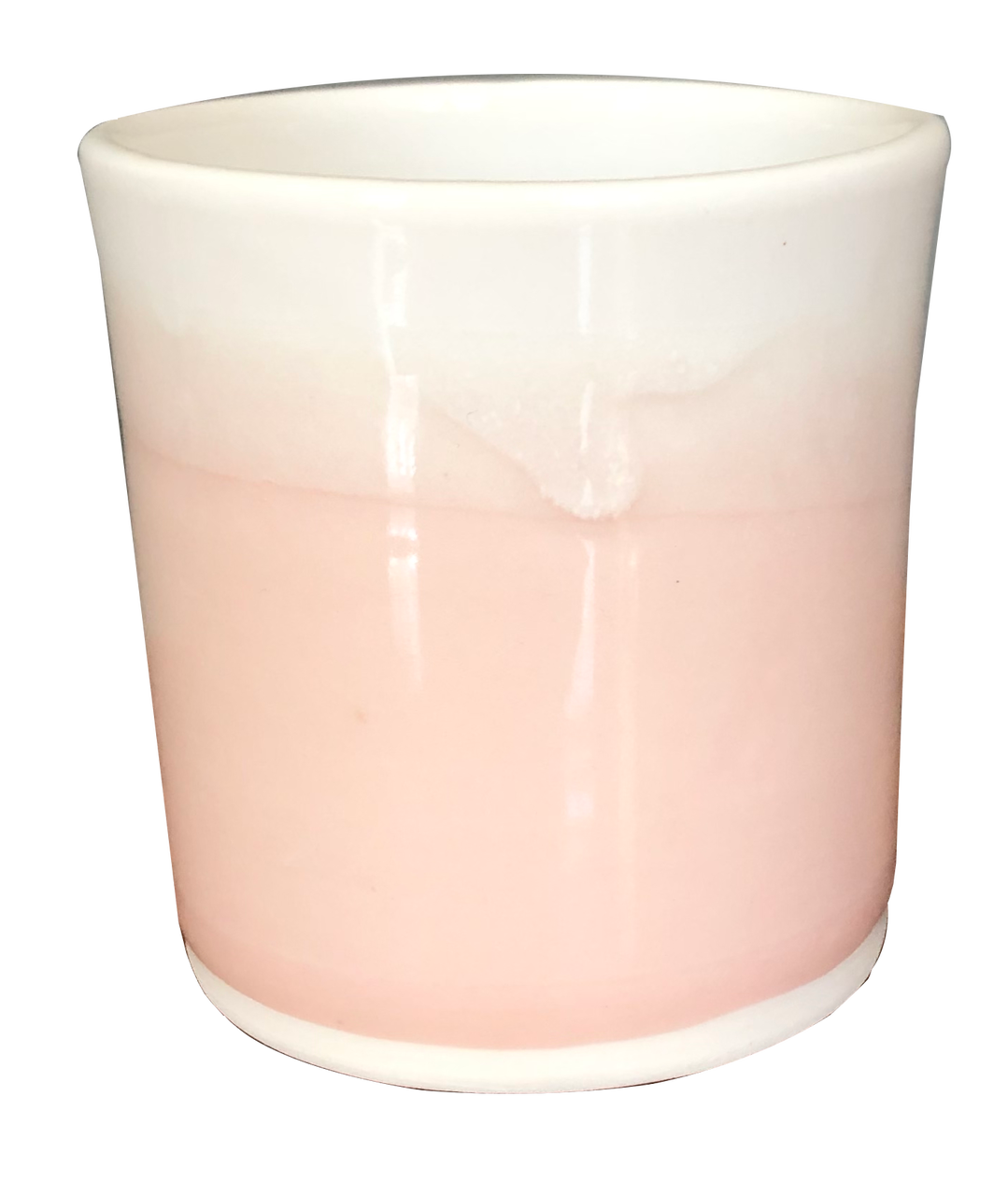 Refillable Container - Translucent Pink-1