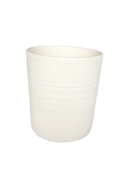 Refillable Container - Translucent White