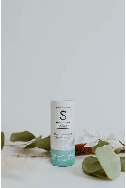 Deodorant Stick - Vanilla & Coconut
