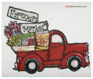 Farmers Market Truck-1