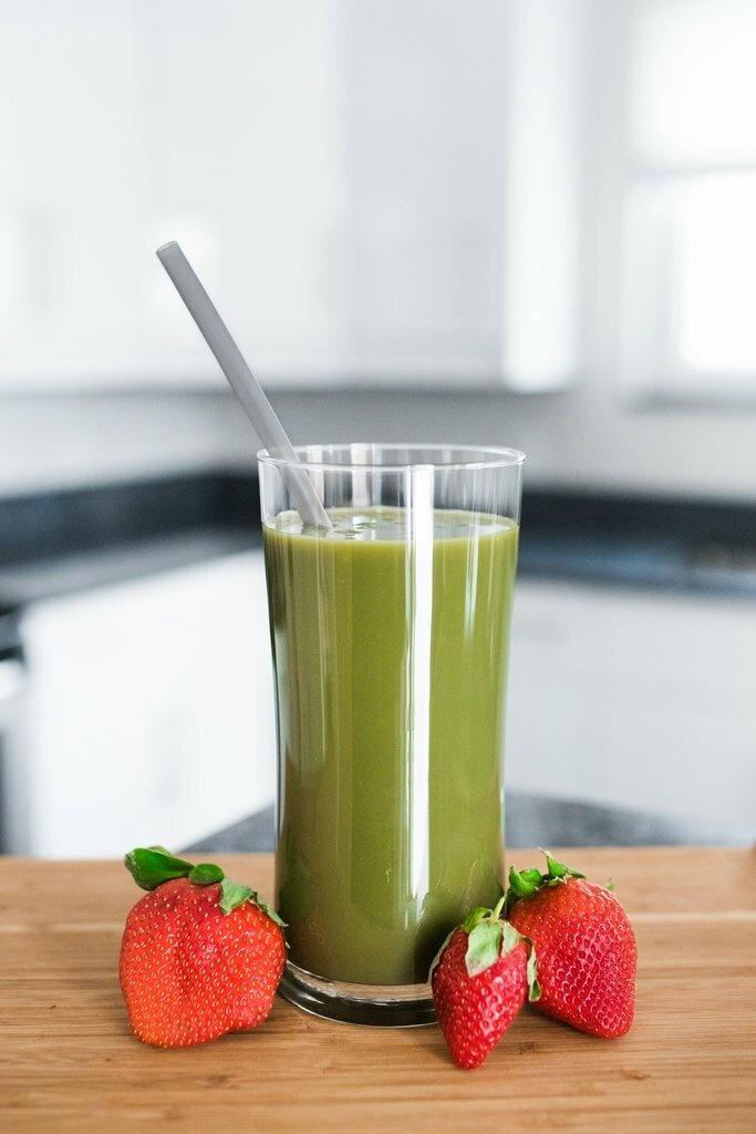 Reusable Silicone Straw (2pk)-4