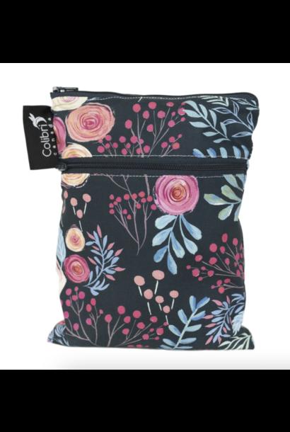 Roses Mini Double Duty Wet Bag