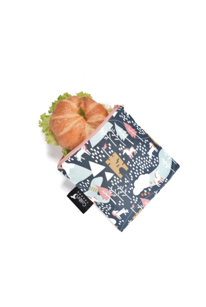 Fairy Tale Reusable Snack Bag (large)