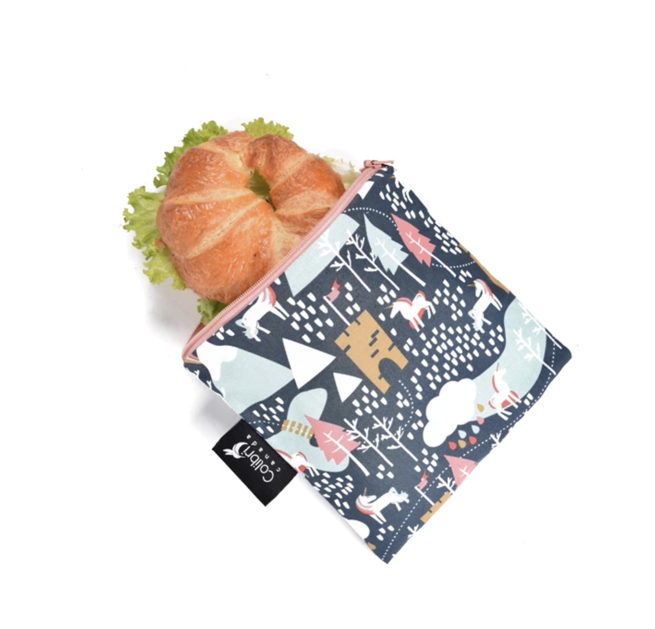 Fairy Tale Reusable Snack Bag (large)-1
