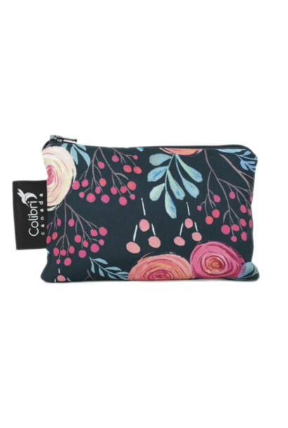 Roses Reusable Snack Bag (small)