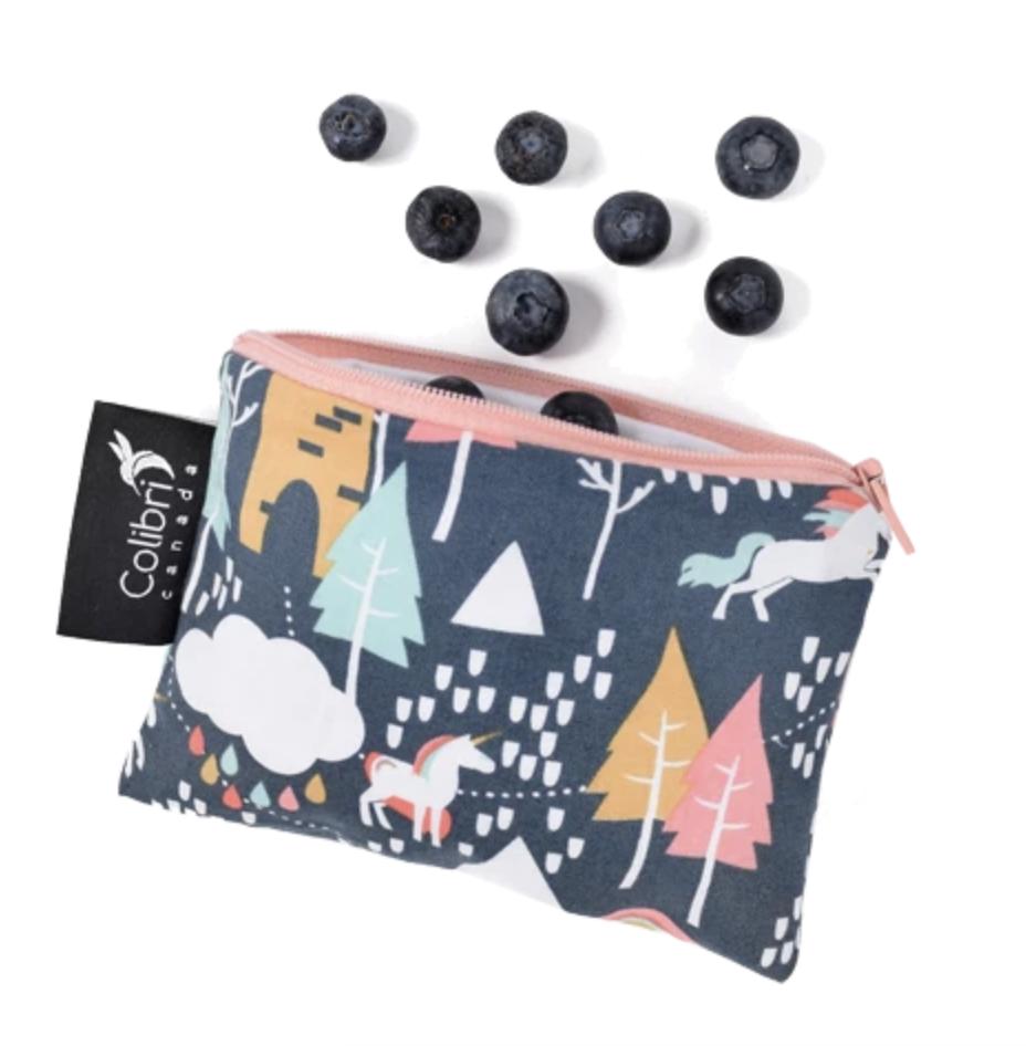Fairy Tale Reusable Snack Bag (small)-1