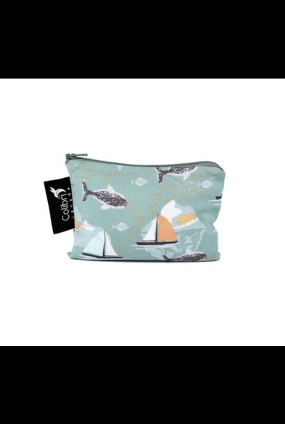 Narwhal Reusable Snack Bag (small)