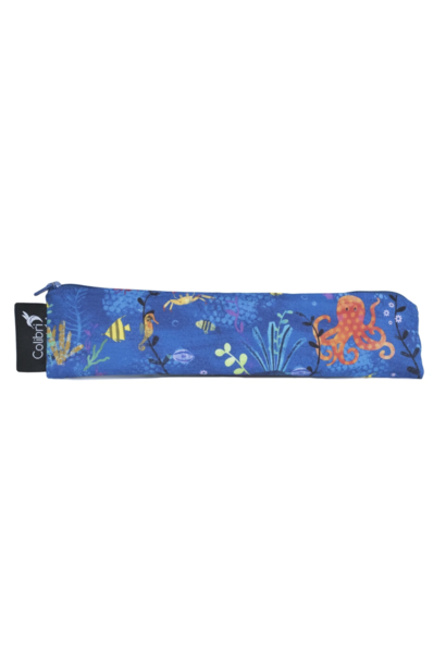 Under the Sea Reusable Snack Bag (wide)