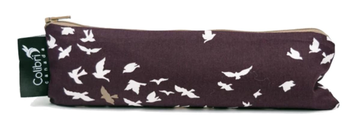 Flock Reusable Snack Bag (wide)-1