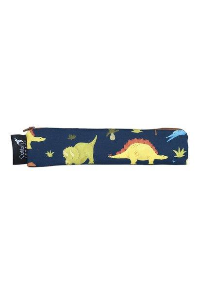Dinosaurs Reusable Snack Bag (wide)
