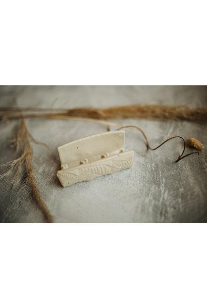 Soap Dish (Ivory)