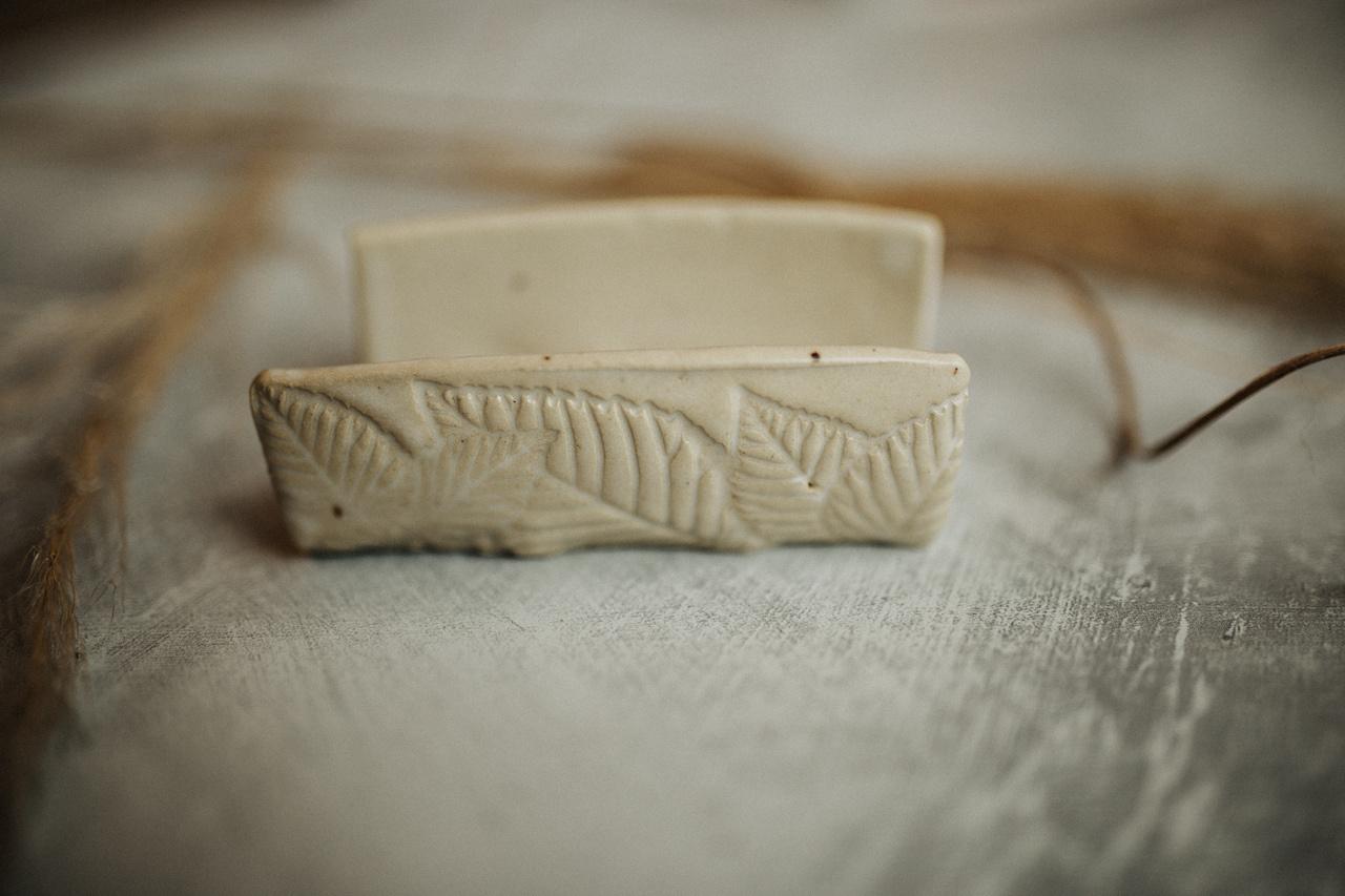 Soap Dish (Ivory)-2