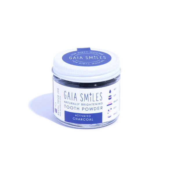 Activated Charcoal Tooth Powder-1
