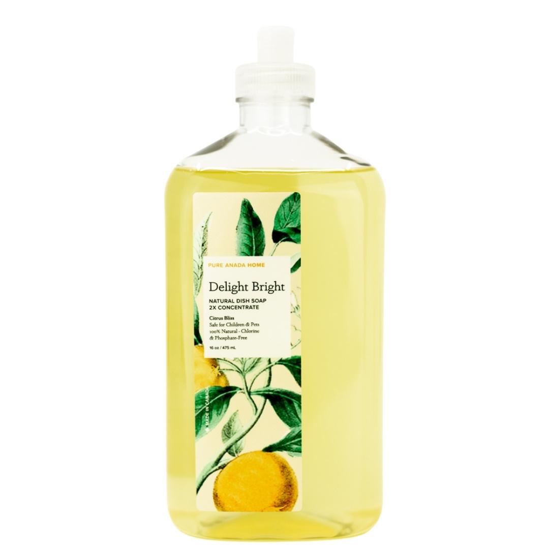 Dish Soap - Citrus Bliss-1