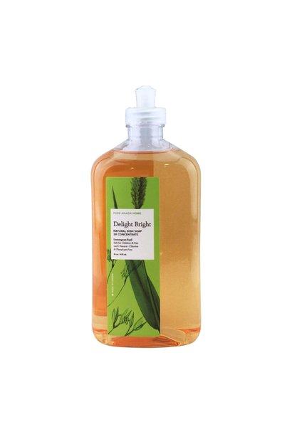 Dish Soap - Lemongrass Basil