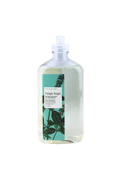 Dish Soap - Peppermint Rosemary