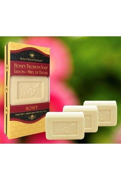 Blossom Boxed Soap (Honey)