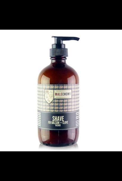 Shave Lotion (Fir Balsam & Clove)