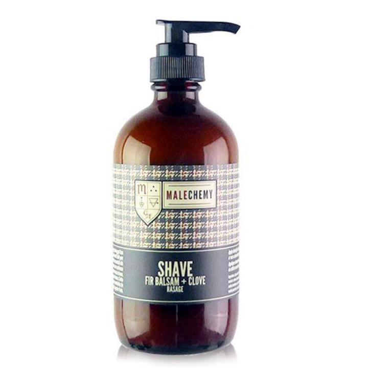 Shave Lotion (Fir Balsam & Clove)-1