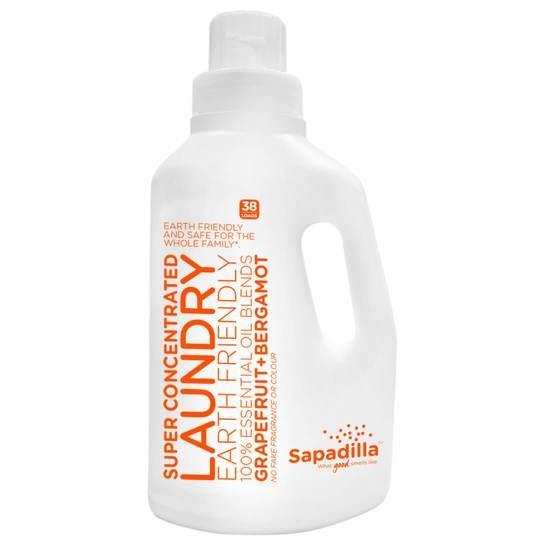 Liquid Laundry Detergent (Grapefruit & Bergamot)-1