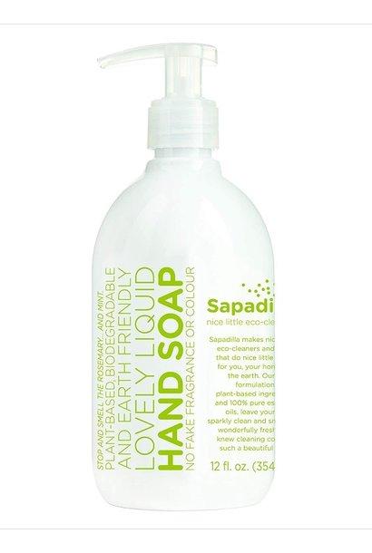 Liquid Hand Soap (Rosemary & Peppermint)