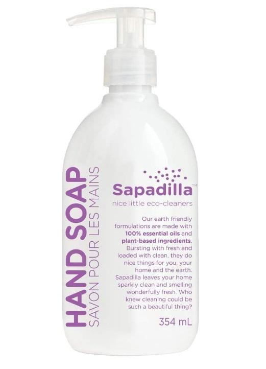 Liquid Hand Soap (Sweet Lavender & Lime)-1
