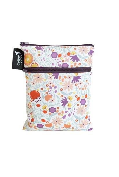 Wild Flowers Mini Double Duty Wet Bag