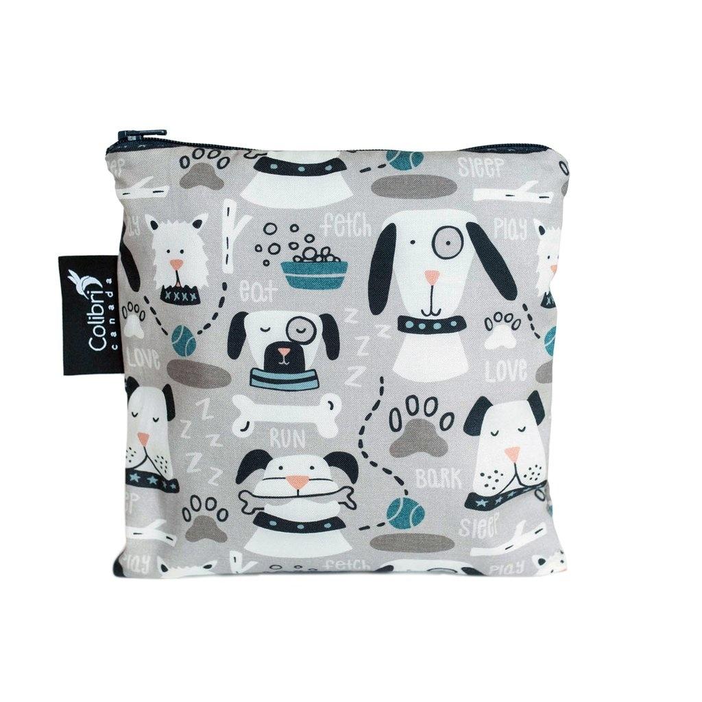 Go Fetch Reusable Snack Bag (large)-1