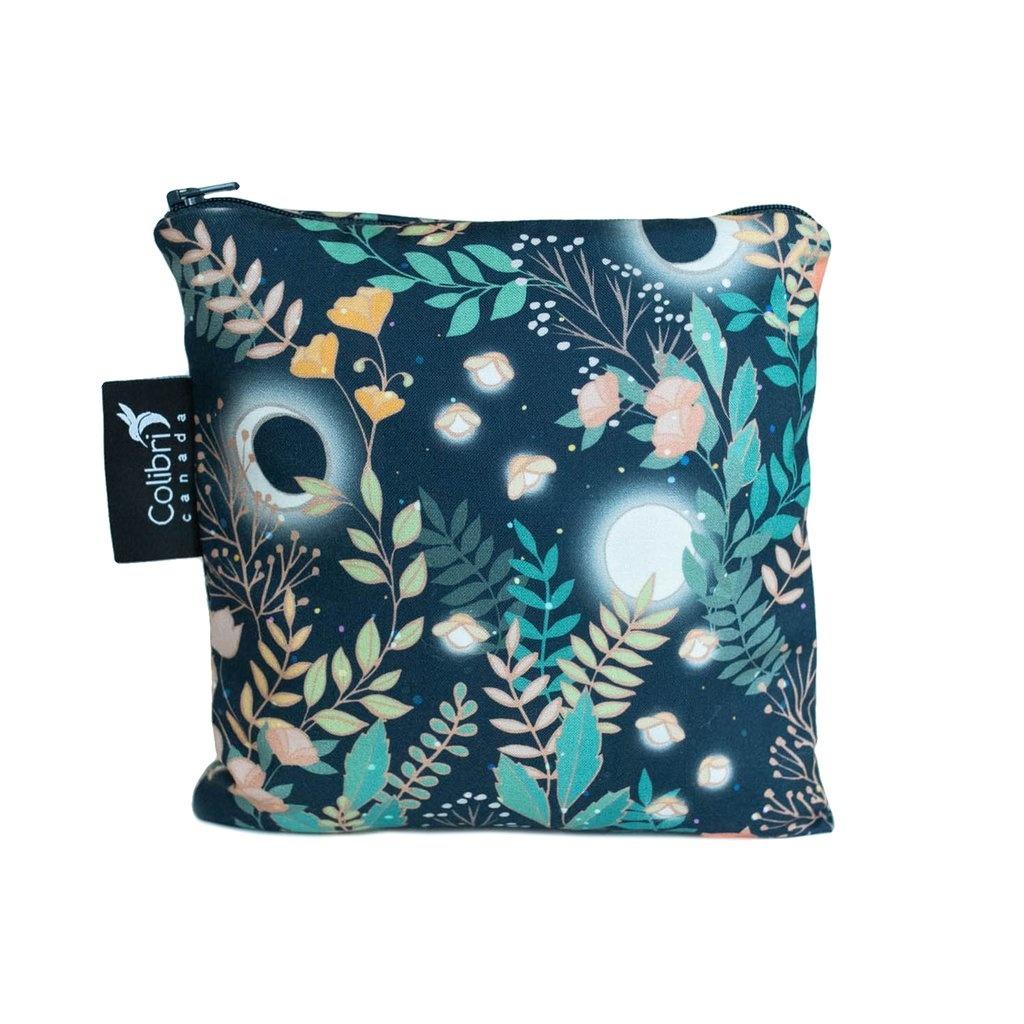 Fireflies Reusable Snack Bag (large)-1
