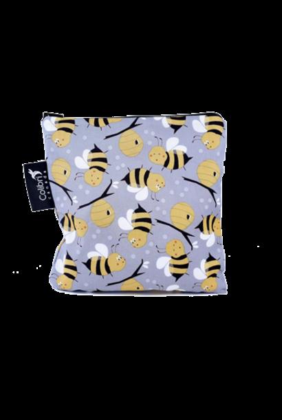 Bumble Bee Reusable Snack Bag (large)