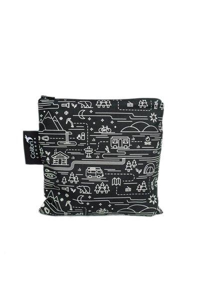 Adventure Reusable Snack Bag (large)