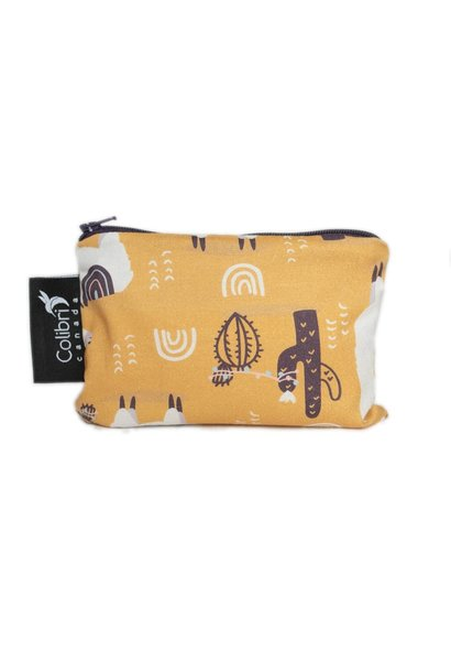 Llama Reusable Snack Bag (small)