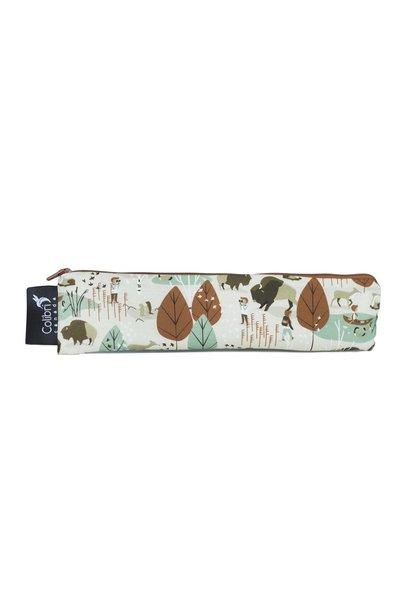 Nature Walk Reusable Snack Bag (wide)