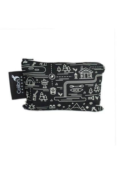 Adventure Reusable Snack Bag (small)