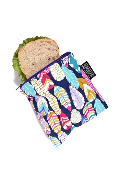 Quill Reusable Snack Bag (large)
