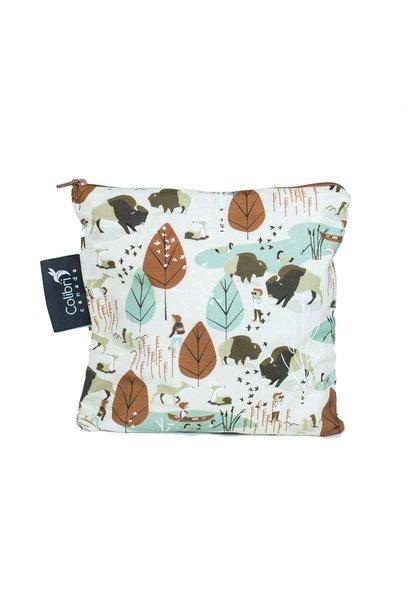 Nature Walk Reusable Snack Bag (large)