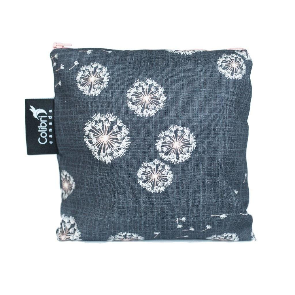 Dandelion Reusable Snack Bag (large)-1
