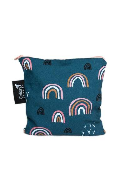 Rainbow Reusable Snack Bag (large)