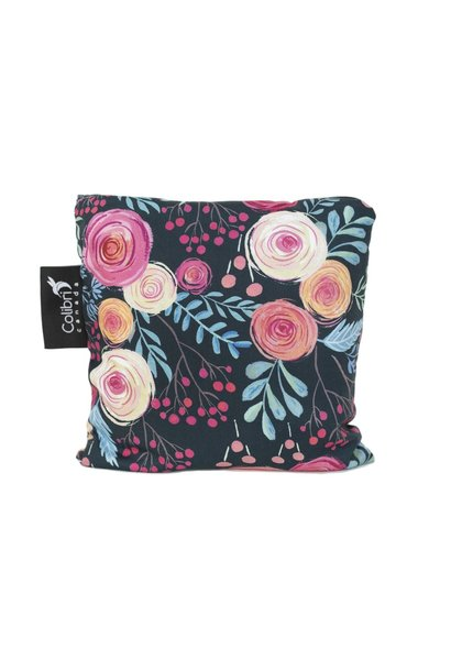 Roses Reusable Snack Bag (large)