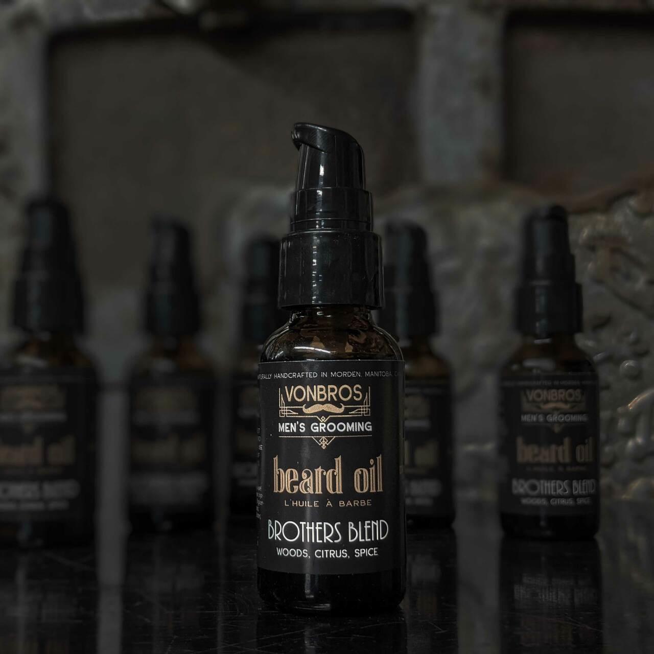 Beard Oil Tincture-1