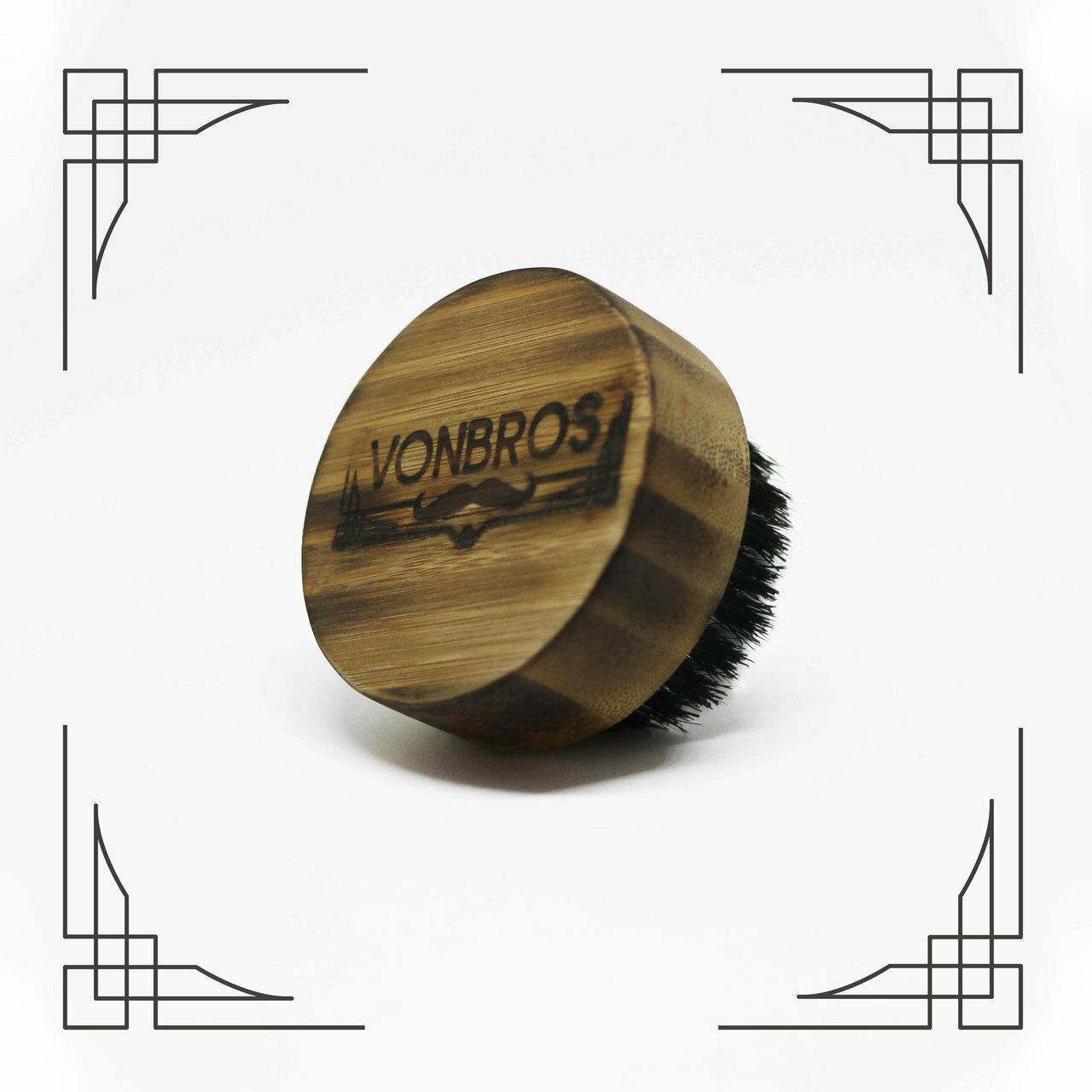 Boar Bristle Beard Brush-1
