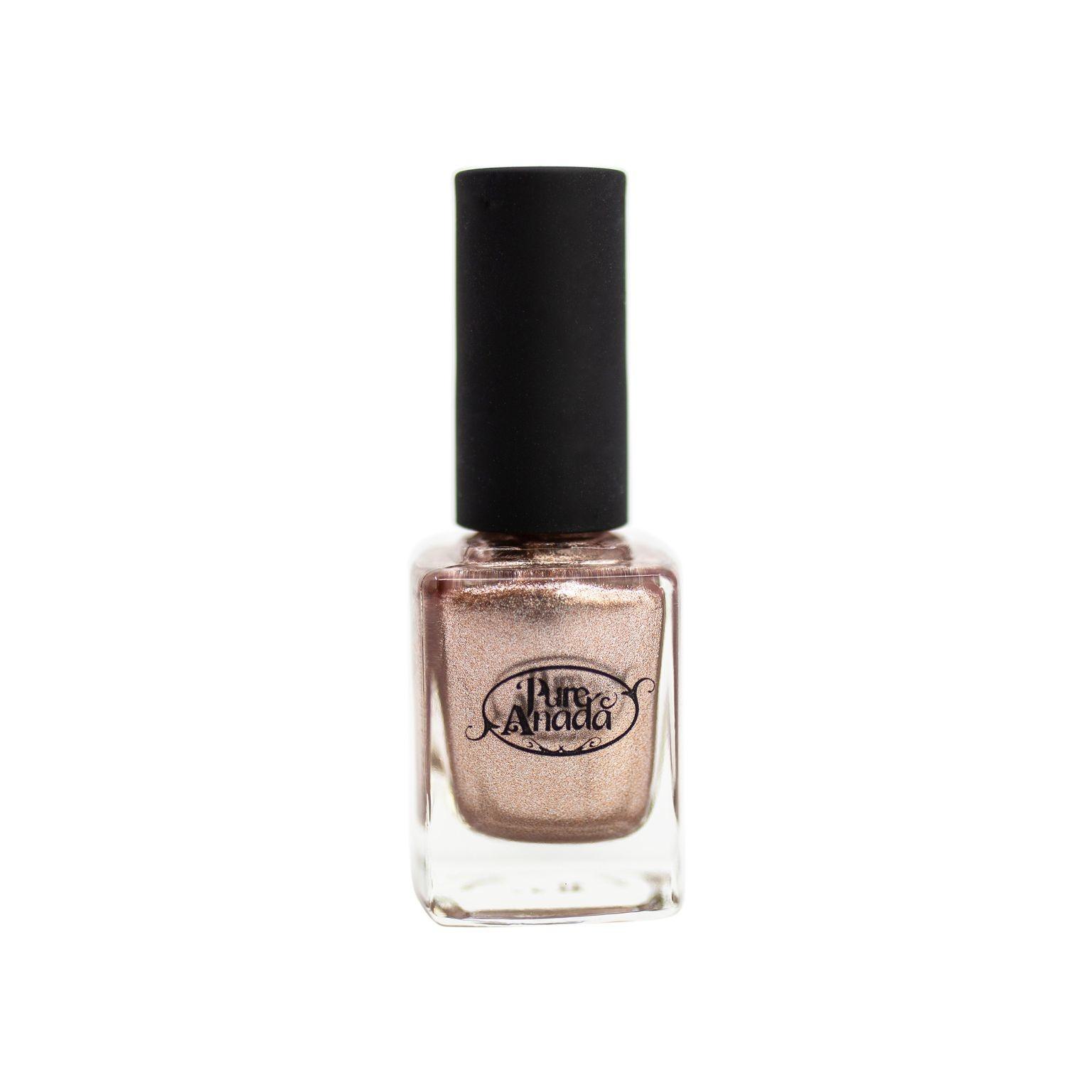 Rose Gold Nail Polish-1