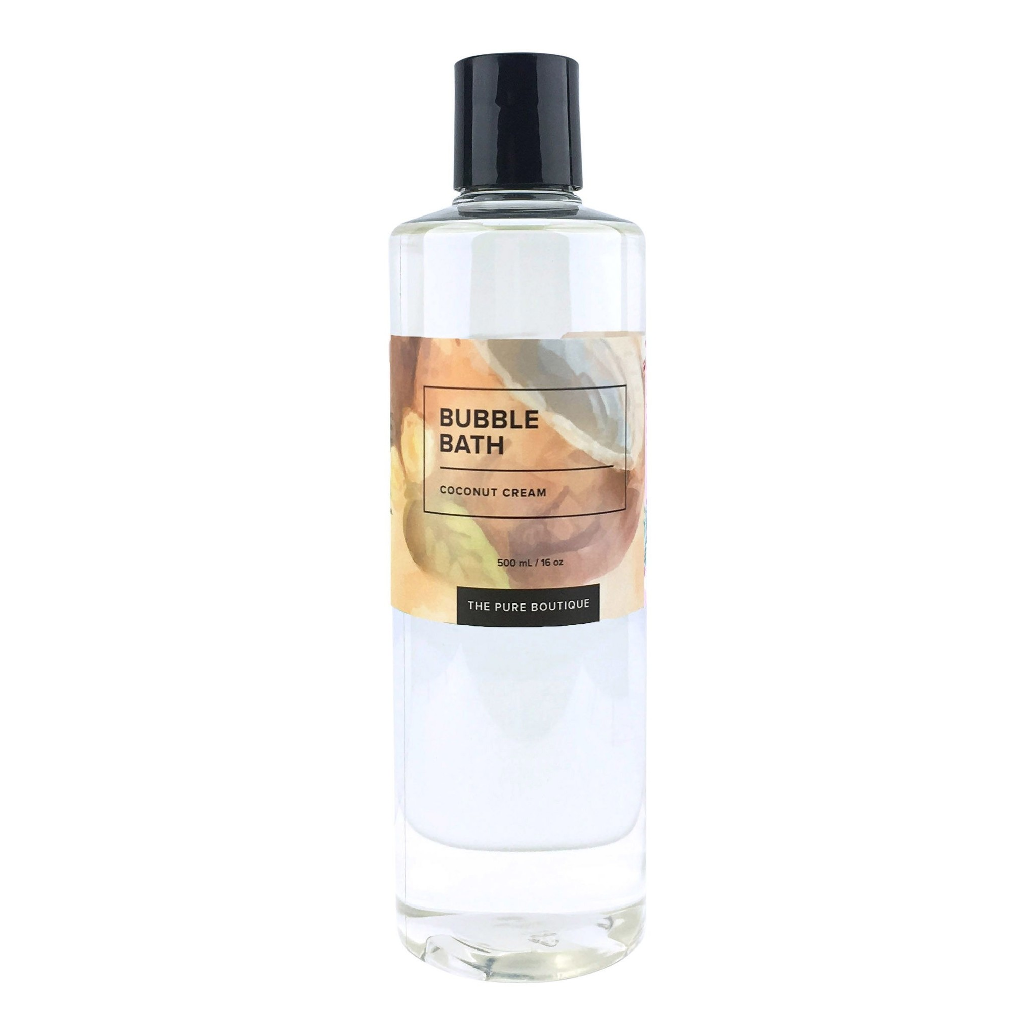 Bubble Bath - Coconut Cream-1